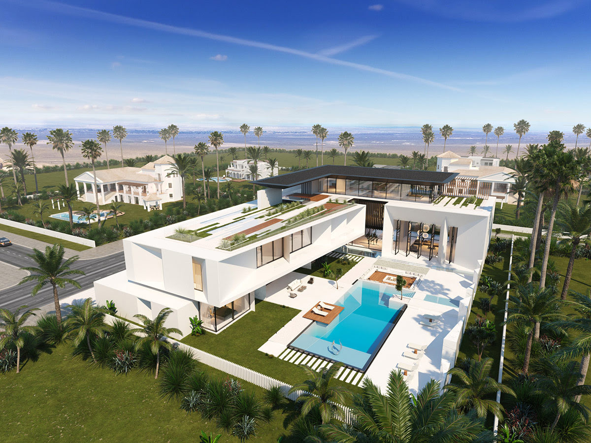 Bringing Luxury Villas To Life In The United Arab Emirates