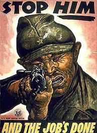 STOP HIM AND THE JOB'S DONE - U.S. Army Official Poster