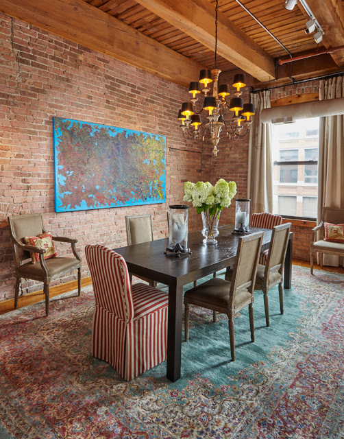 18 Stylish Eclectic Dining Room Designs That Will Surprise ...
