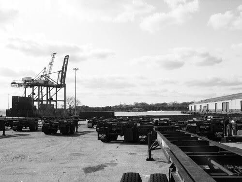 Red Hook Container Loaders