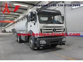 china beiben 15 CBM fuel truck supplier