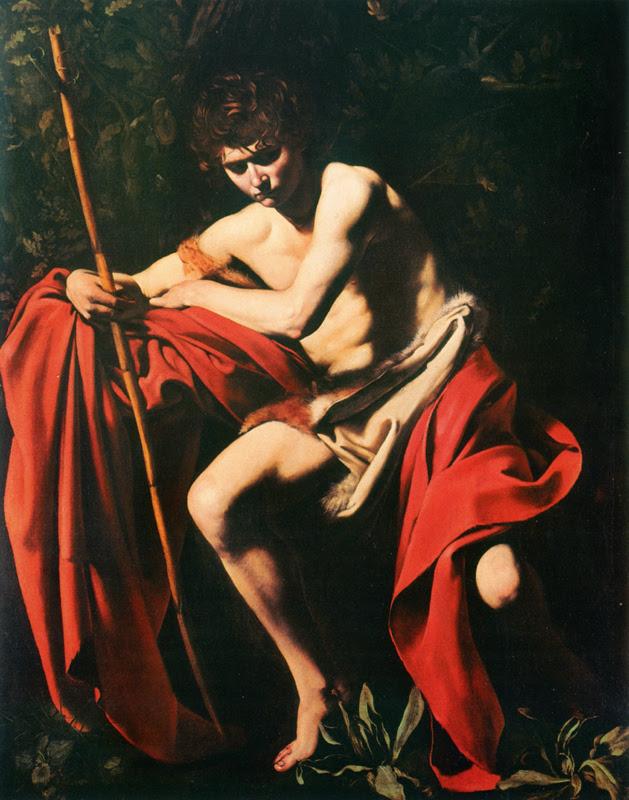 Ficheiro:Caravaggio Baptist Nelson-Atkins Museum of Art, Kansas City.jpg