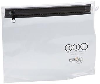 Amazon.com: Lewis N. Clark Luggage TSA Quart-Size Carry-On