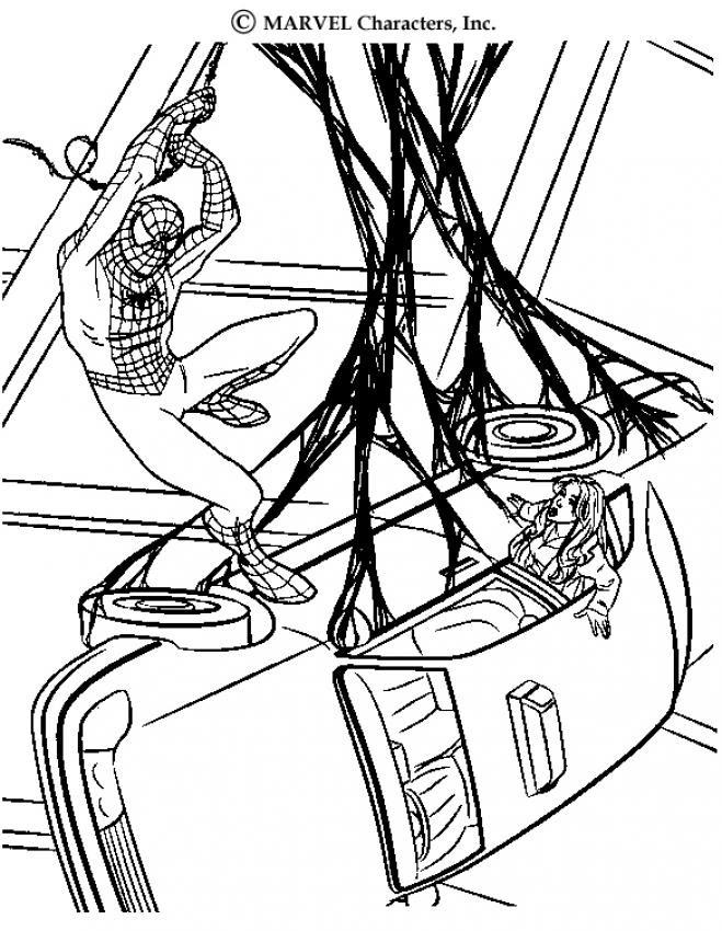 spiderman homecoming ausmalbild - ausmalbild kostenlos