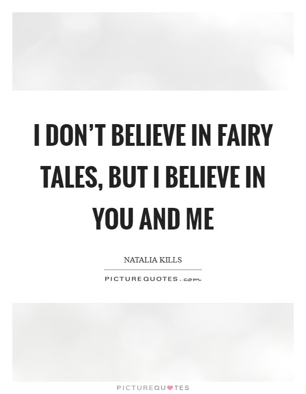 I Believe In You Quotes Sayings I Believe In You Picture Quotes