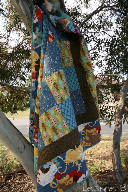 Quilt for Sean