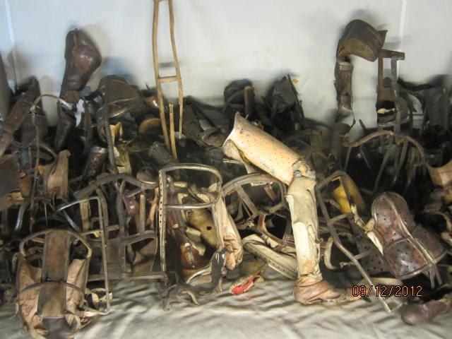 http://www.activeboomeradventures.com/wp-content/uploads/2012/10/Auschwitz-prostetics.jpg