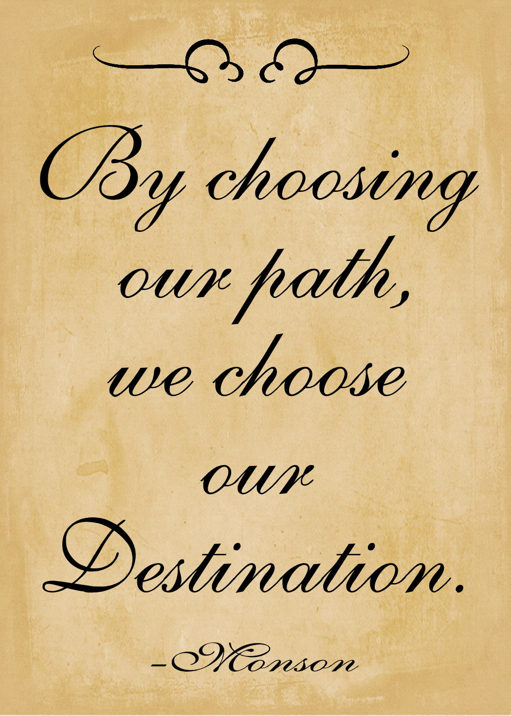 Quotes About Choosing Paths 39 Quotes