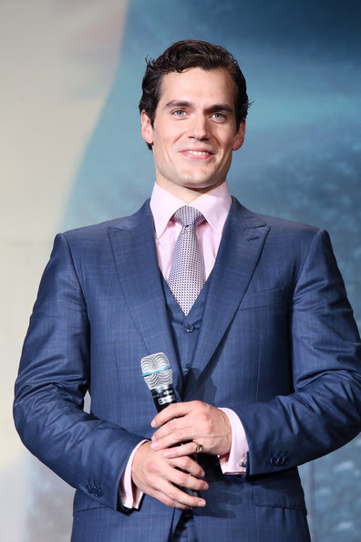 Henry Cavill - 'Man of Steel' Premieres in Japan