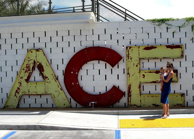 Jora at the Ace
