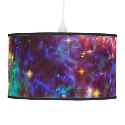 Monogram Cassiopeia, Milky Ways Youngest Supernova Lamp