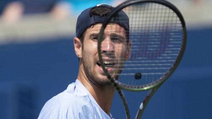 Хачанов завершил выступление на US Open, Карацев прошел дальше — Теннис