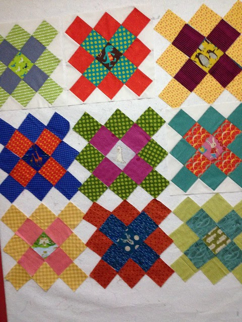 Haven October blocks