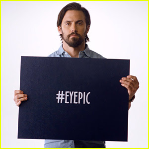 Milo Ventimiglia Joins 'EyePic' Campaign to Fight Against Preventable Blindness (Video)