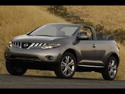 Nissan Murano Convertible 2017