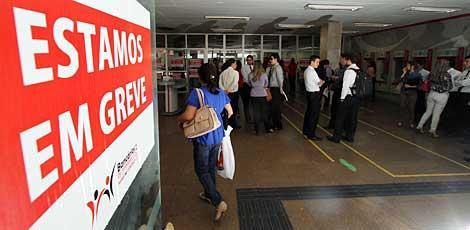 Atividades bancárias serão retomadas a partir de amanhã (27) / Foto: Guga Matos/ JC Imagem