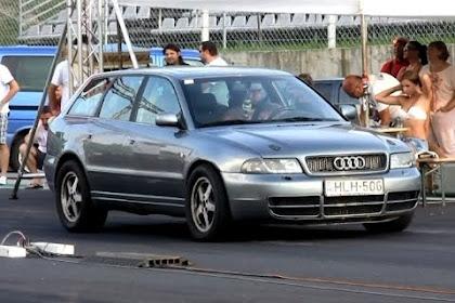 Audi A4 Avant Biturbo