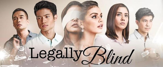 SINOPSIS LEGALLY BLIND (TV3)