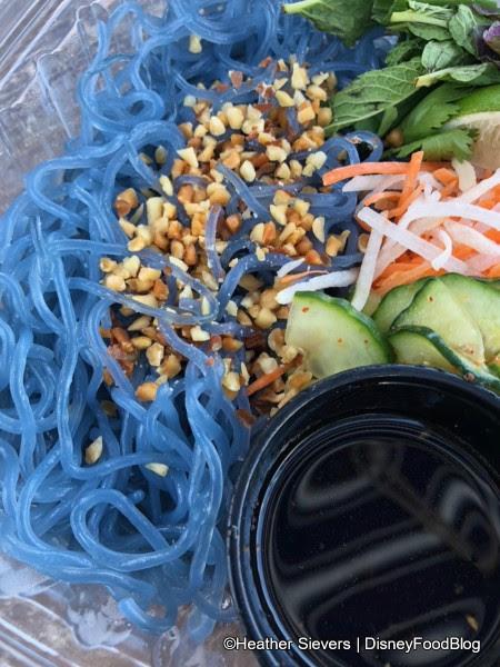 Blue Noodles turn...