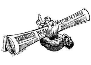 Liberdade de Expressão da mídia é seletiva e convarde
