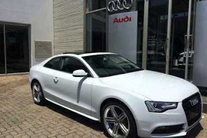 2015 Audi Coupe For Sale