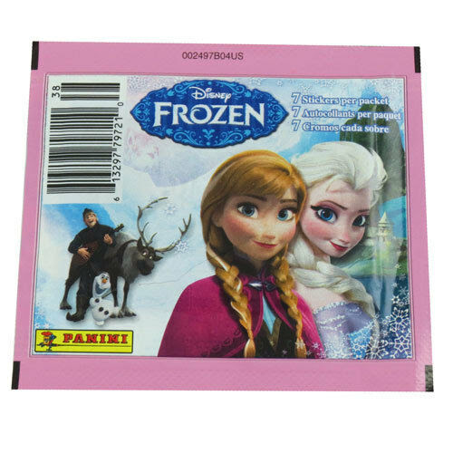 Panini - Disney Frozen Sticker Collection - PACK (7 ...