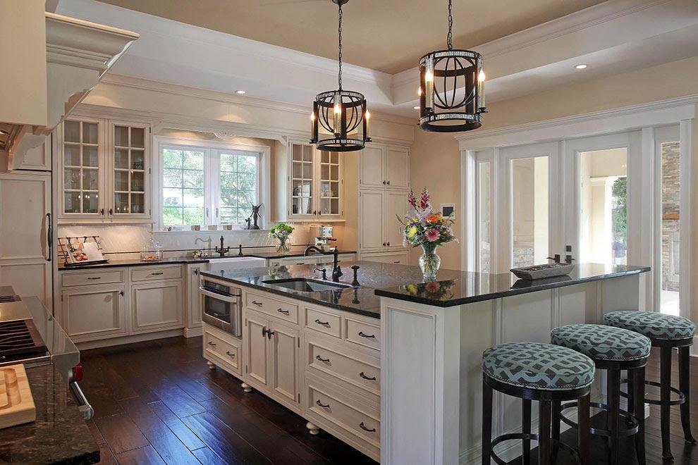 27+ (Most Popular) Green Granite Kitchen Countertops