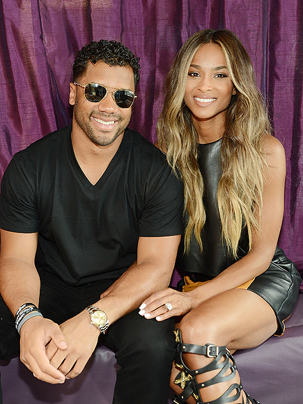 Ciara Show's Engagement Ring at Las Vegas Performance with Russell Wilson