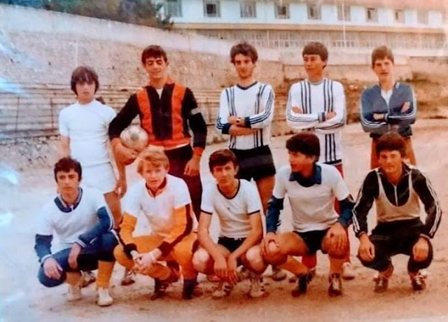 Σιάτιστα 1980: Ο Δημήτρης Κοσμίδης θυμάται... τις παλιές καλές στιγμές (φωτο)
