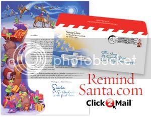 Remind Santa
