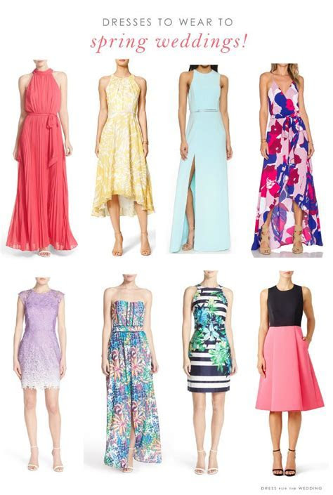 Wedding Guest Dresses for Spring Weddings   CREATIVE