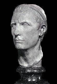 Un buste romain d'Antiochos III
