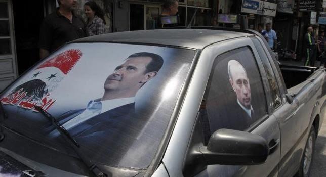 Senza Crimea, addio alla Siria