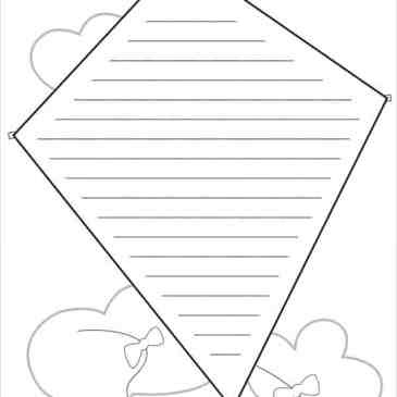 Editable Kite design template Archives - Word Templates