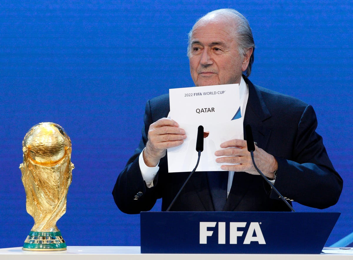 Qatar will not be stripped of the 2022 World Cup.