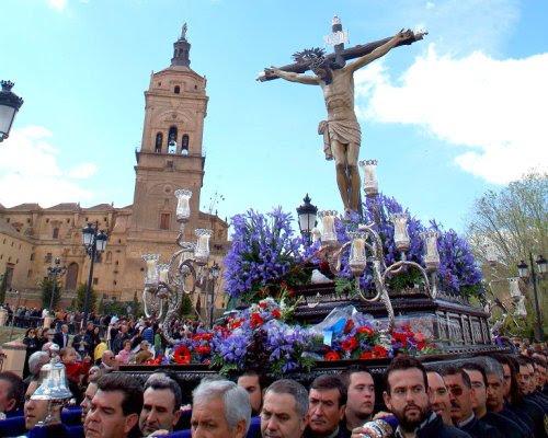 Resultado de imagen de semana santa de guadix
