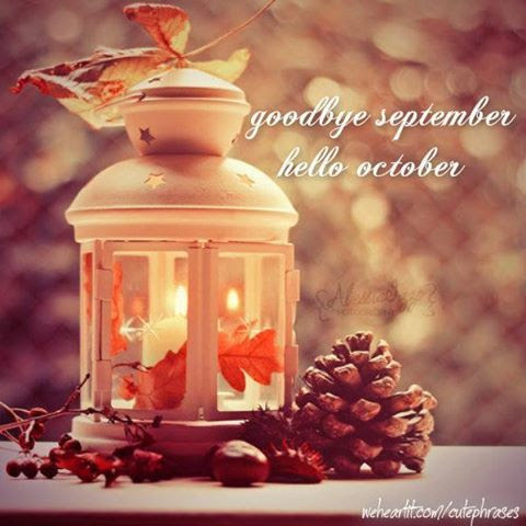 Image result for hello september and october