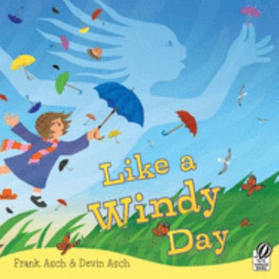 Cover image for Like a windy day