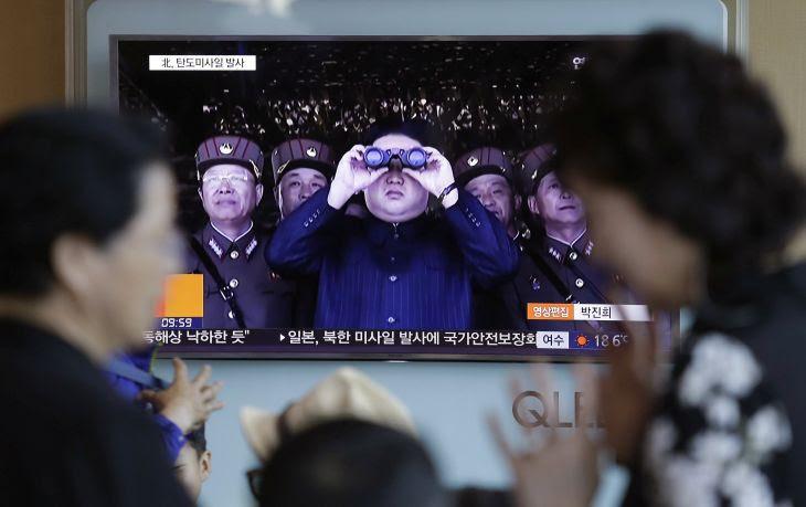 ΗΠΑ και Νότια Κορέα θέλουν πιο ισχυρές κυρώσεις σε βάρος της Πιονγιάνγκ