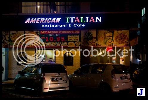 My trips american italian restaurant cafe at taman for American italian cuisine