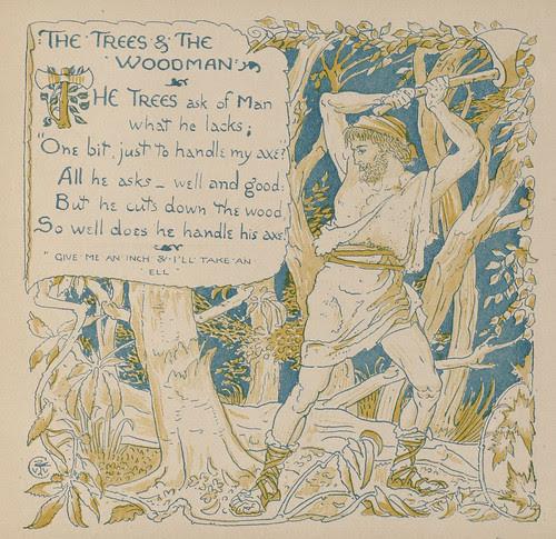 Arbores et Securis