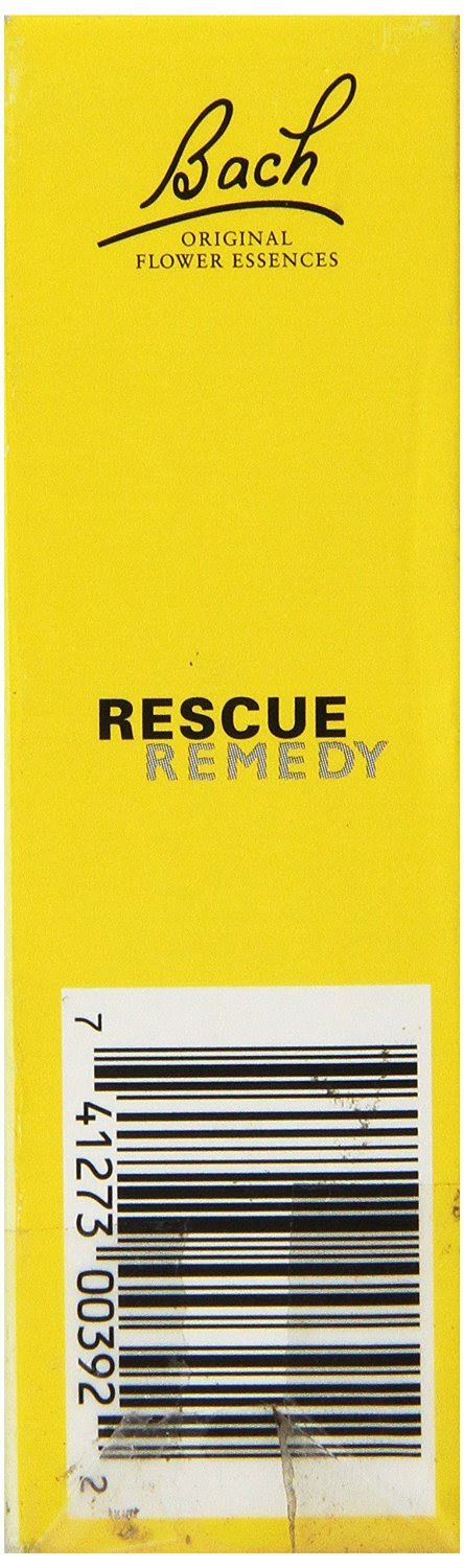 Amazon.com: 3PACK Bach Rescue Remedy Natural Stress Reliever (60 ...