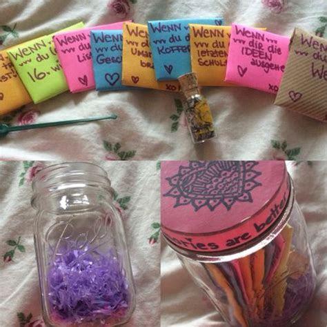 Best Friend Birthday Gift Ideas DIY   end of year ideas