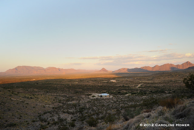 Big Bend Getaway, Terlingua, Texas