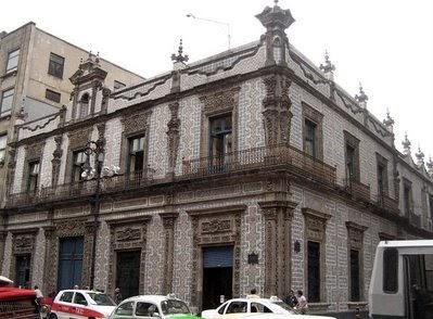 Ramblings From A Gypsy Soul Mexico Casa De Los Azulejos