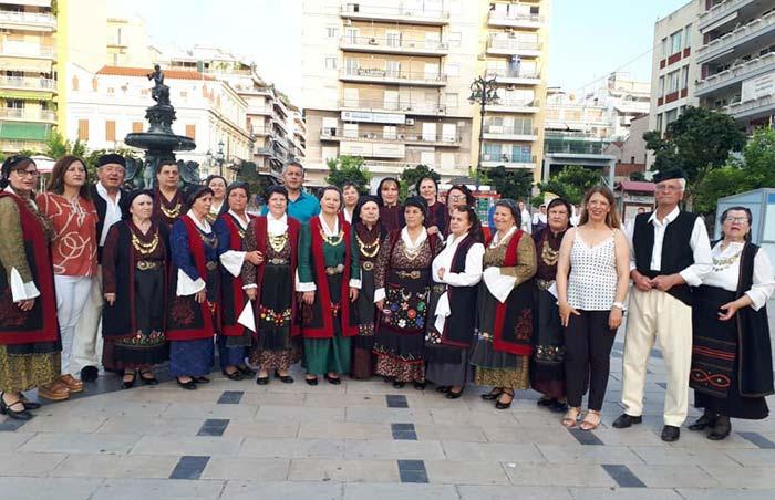 Άρτα: Στο 3ο Φεστιβάλ χορού τρίτης ηλικίας συμμετείχε το ΚΑΠΗ Δήμου Αρταίων