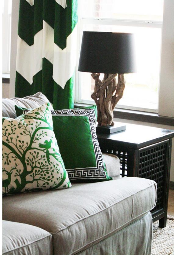 Green Home Decor Design Corral