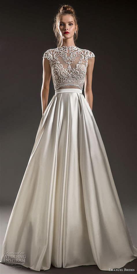 Emanuel Brides 2018 Wedding Dresses   Wedding Inspirasi