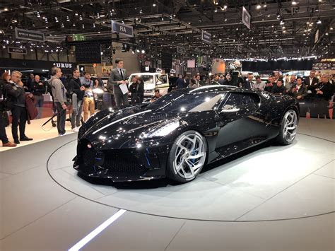 The Best 2021 Buggati La Voiture