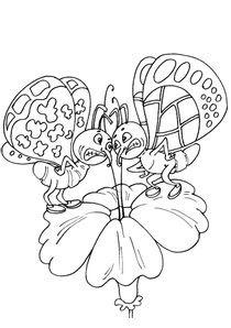 Coloriages Papillons à Imprimer Coloriages Animaux
